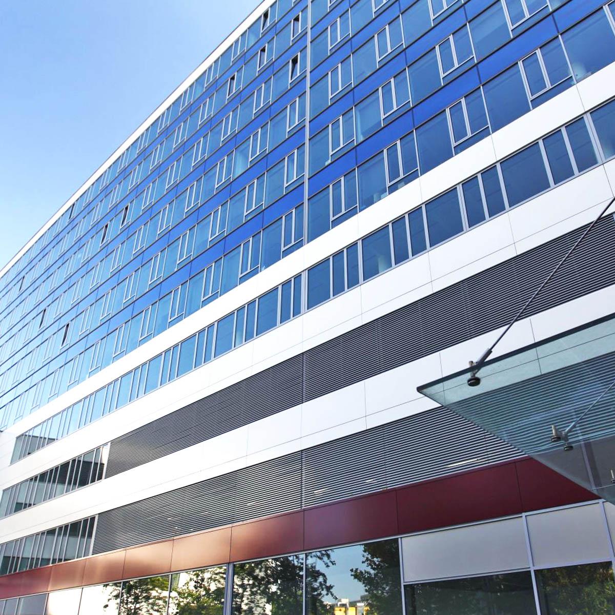 WOOD & Company rozširuje portfólio o administratívne budovy BBC 1 a BBC 1 Plus
