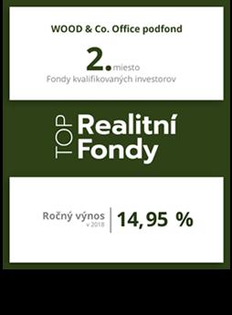 Top Realitní fondy 2