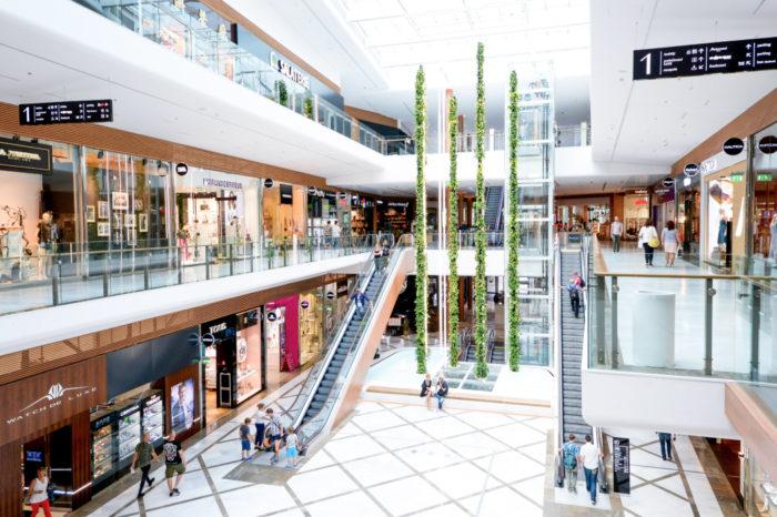 WOOD & Company oznamuje akvizíciu nákupného centra Aupark Bratislava_inside